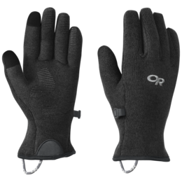 OR Women's Longhouse Sensor Gloves black