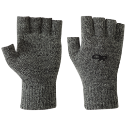 OR Fairbanks Fingerless Gloves charcoal