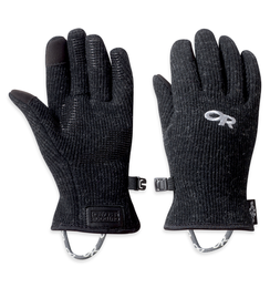OR Kids' Flurry Sensor Gloves black
