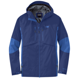 OR Men's Maximus Jacket baltic/glacier