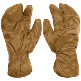 OR MGS Insulated TF Mitt Liners - USA black