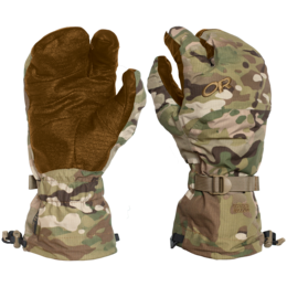 OR MGS Shell TF Mitts - USA multicam