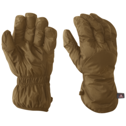 OR MGS Insulated Glove Liners - USA coyote