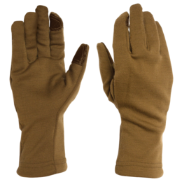 OR MGS Wool Liner Gloves - USA coyote