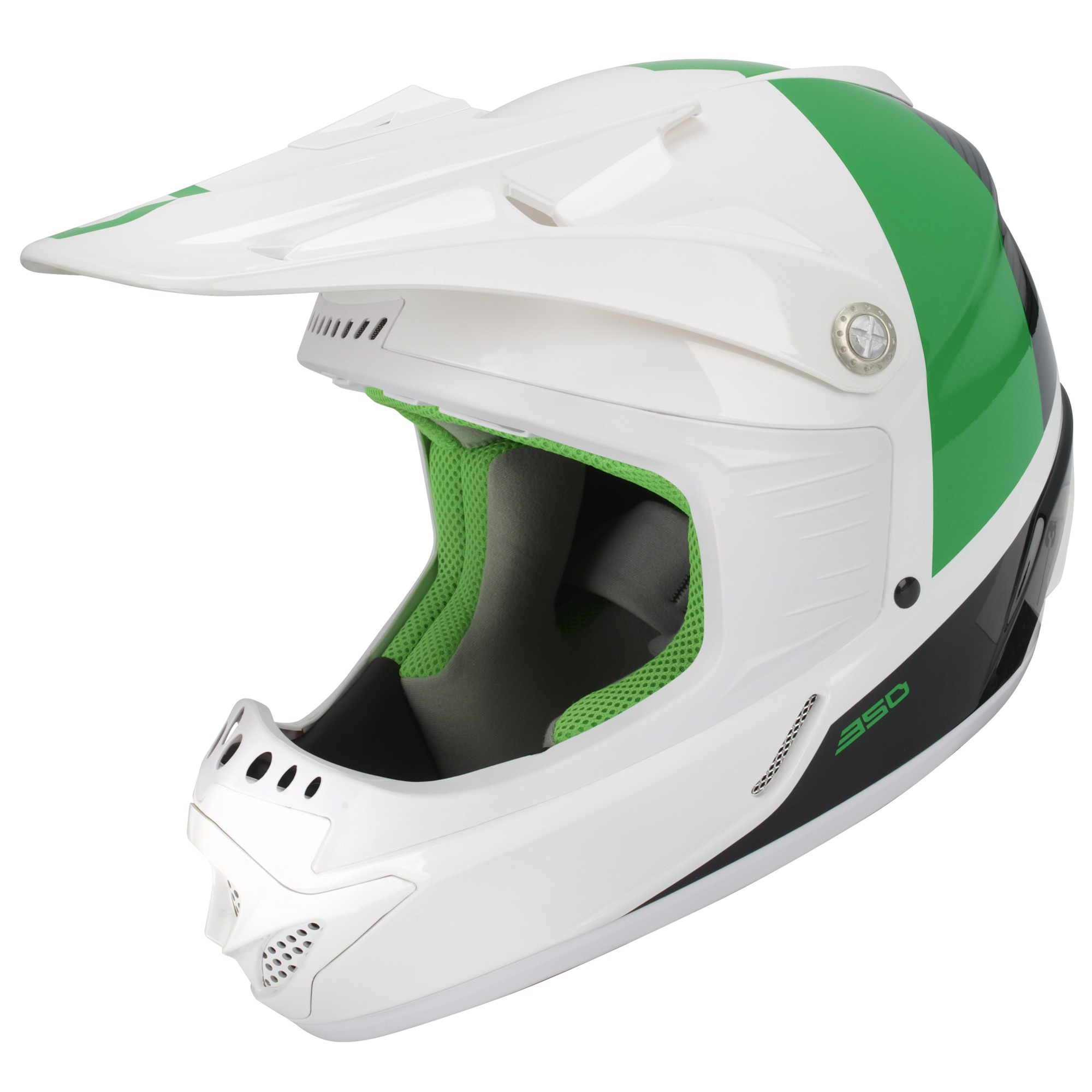 SCOTT 350 Track AS Junior Helmet