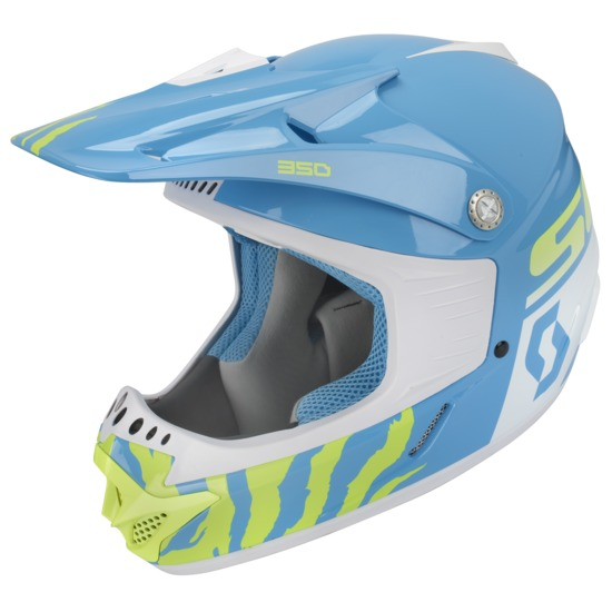 SCOTT 350 Race AS Junior Helmet