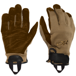 OR MGS FR Combat Sensor Gloves - USA coyote