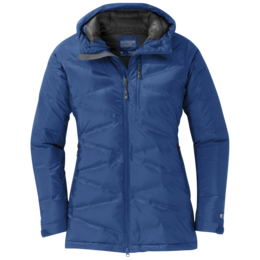 OR Women's Floodlight Down Parka lapis