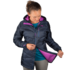 OR Women's Floodlight Down Parka pinot/raspberry