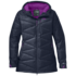 OR Women's Floodlight Down Parka night/ultraviolet