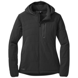 OR Women's Winter Ferrosi Hoody black