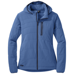 OR Women's Winter Ferrosi Hoody lapis