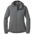 OR Women's Winter Ferrosi Hoody pewter/typhoon