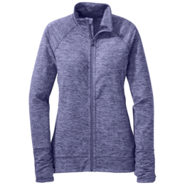 OR Women's Melody Jacket blue violet