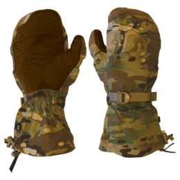 OR MGS Shell Mitts - USA multicam