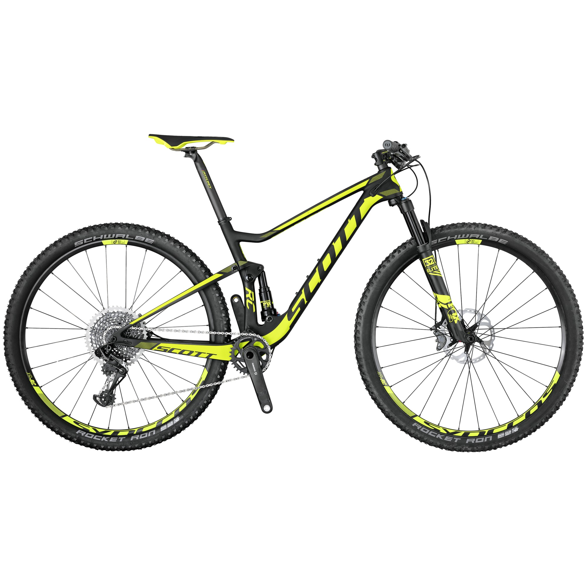 SCOTT Spark RC 700 World Cup Bike