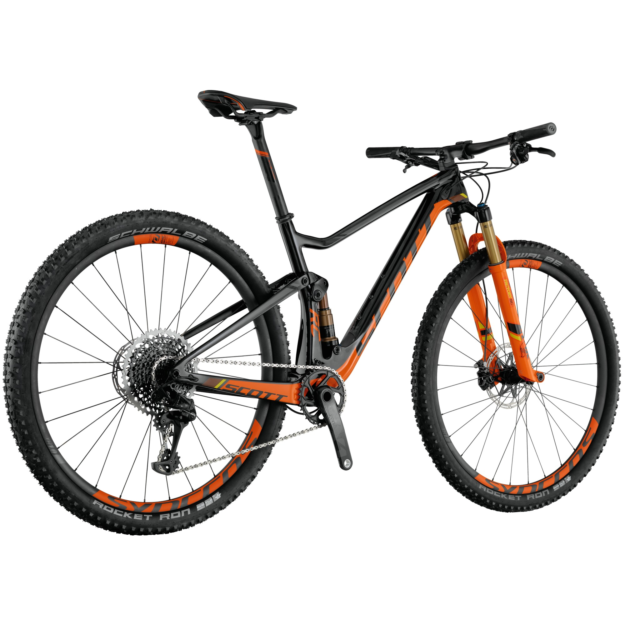 SCOTT Spark RC 900 SL Bike