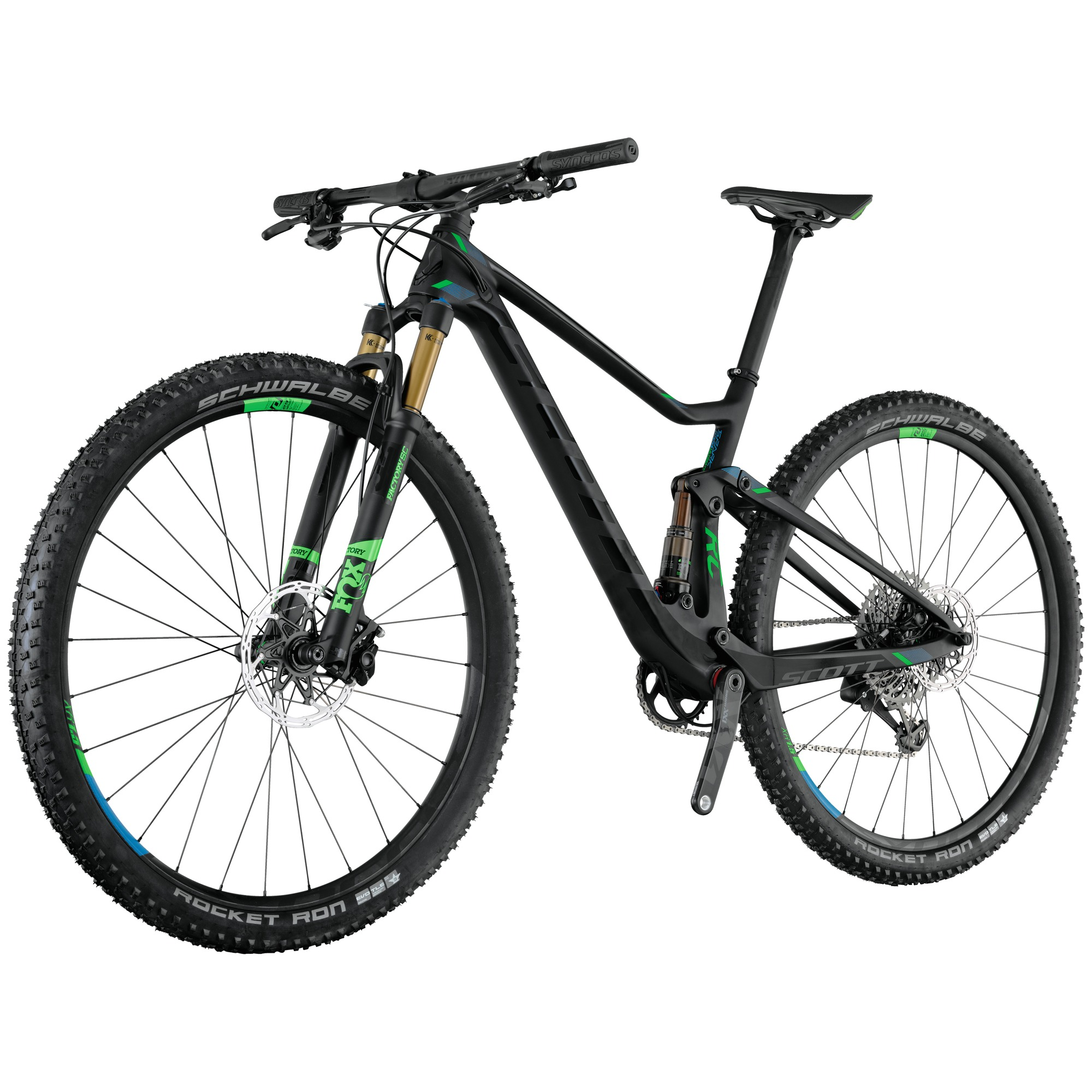 SCOTT Spark RC 900 Ultimate Bike