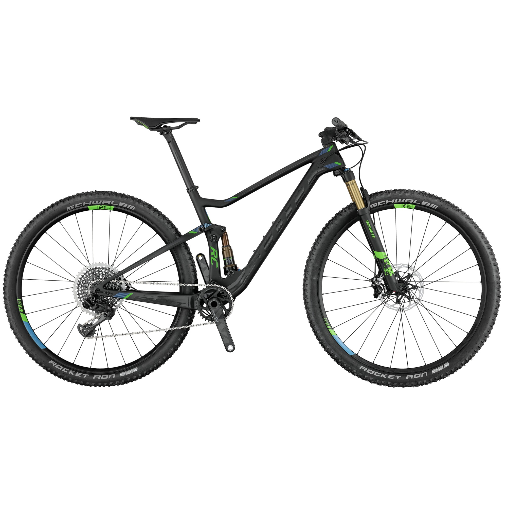 Vélo SCOTT Spark RC 900 Ultimate