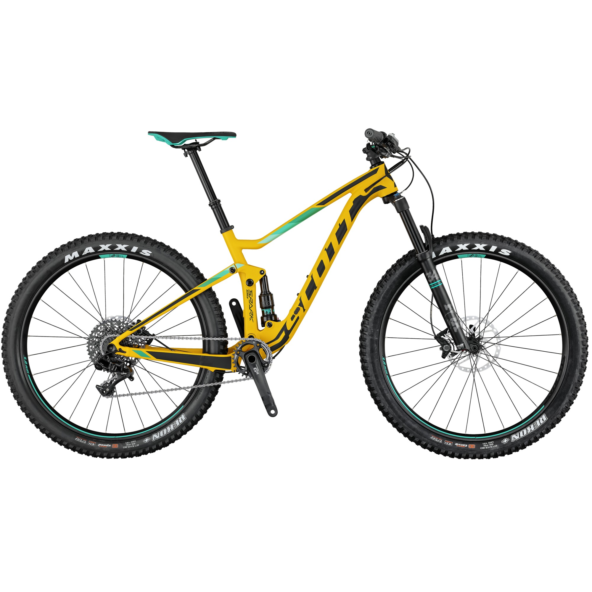 SCOTT Spark 720 Plus Bike