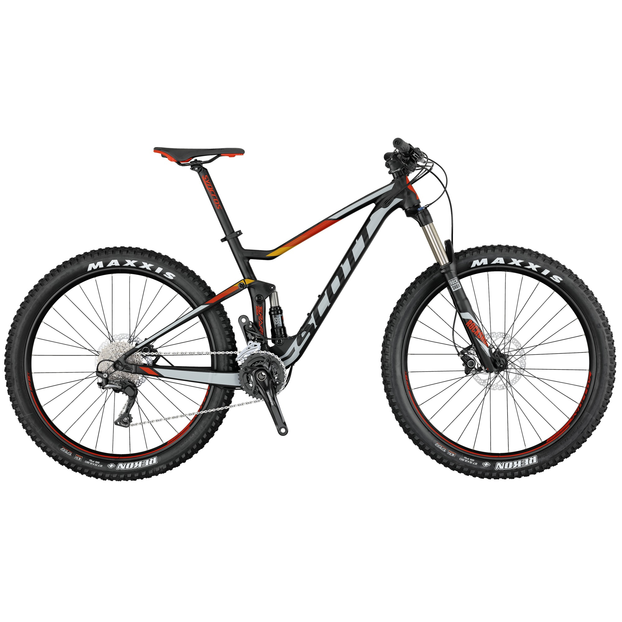 SCOTT Spark 730 Plus Bike