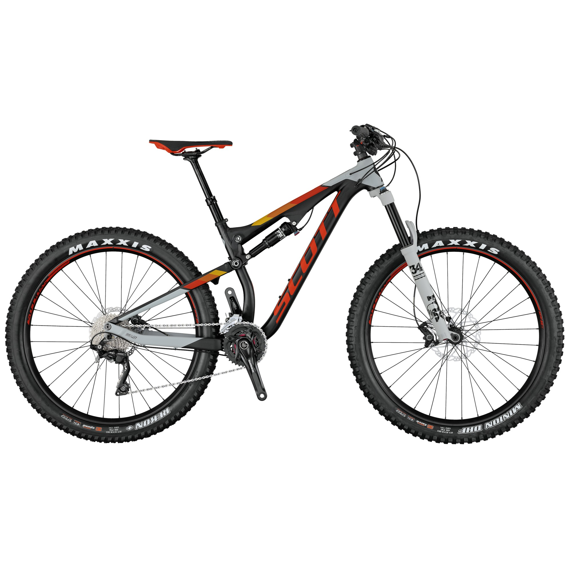 SCOTT Genius 720 Plus Bike