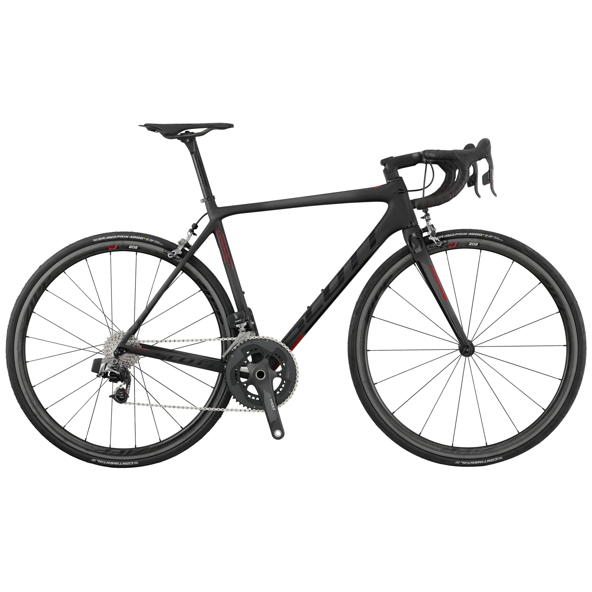 SCOTT Addict SL Bike