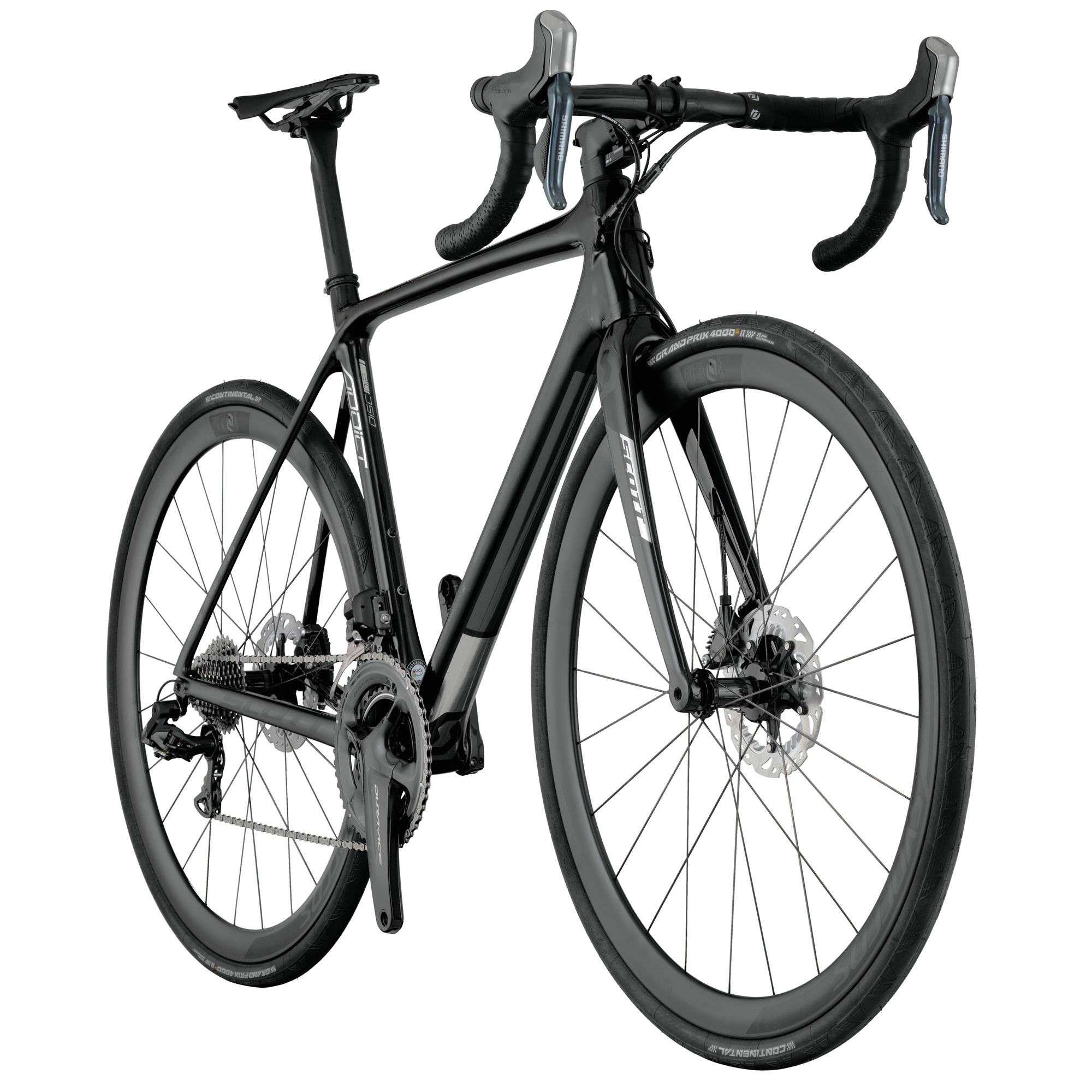 SCOTT Addict Premium Disc Di2 Bike