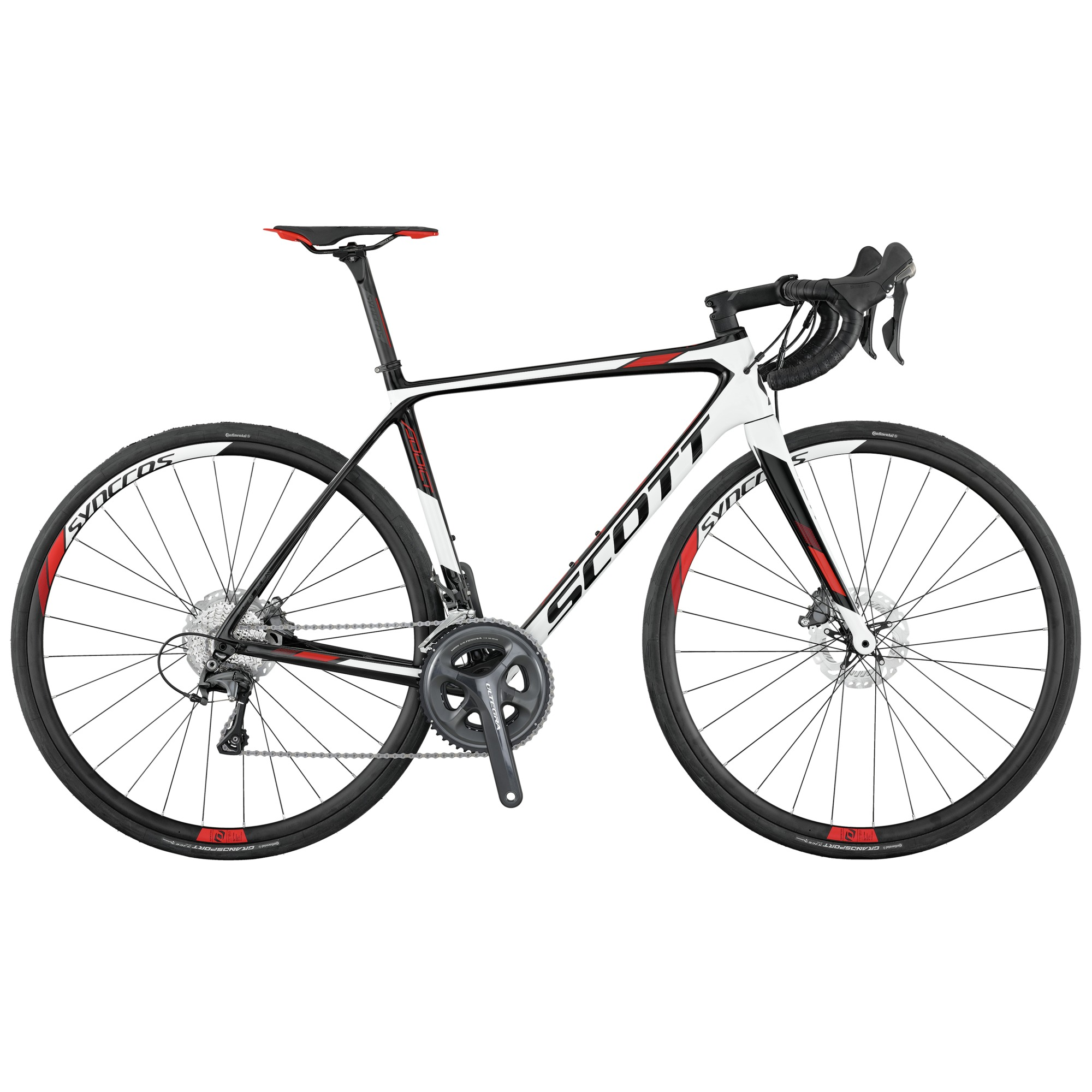 Bicicletta SCOTT Addict 20 Disc
