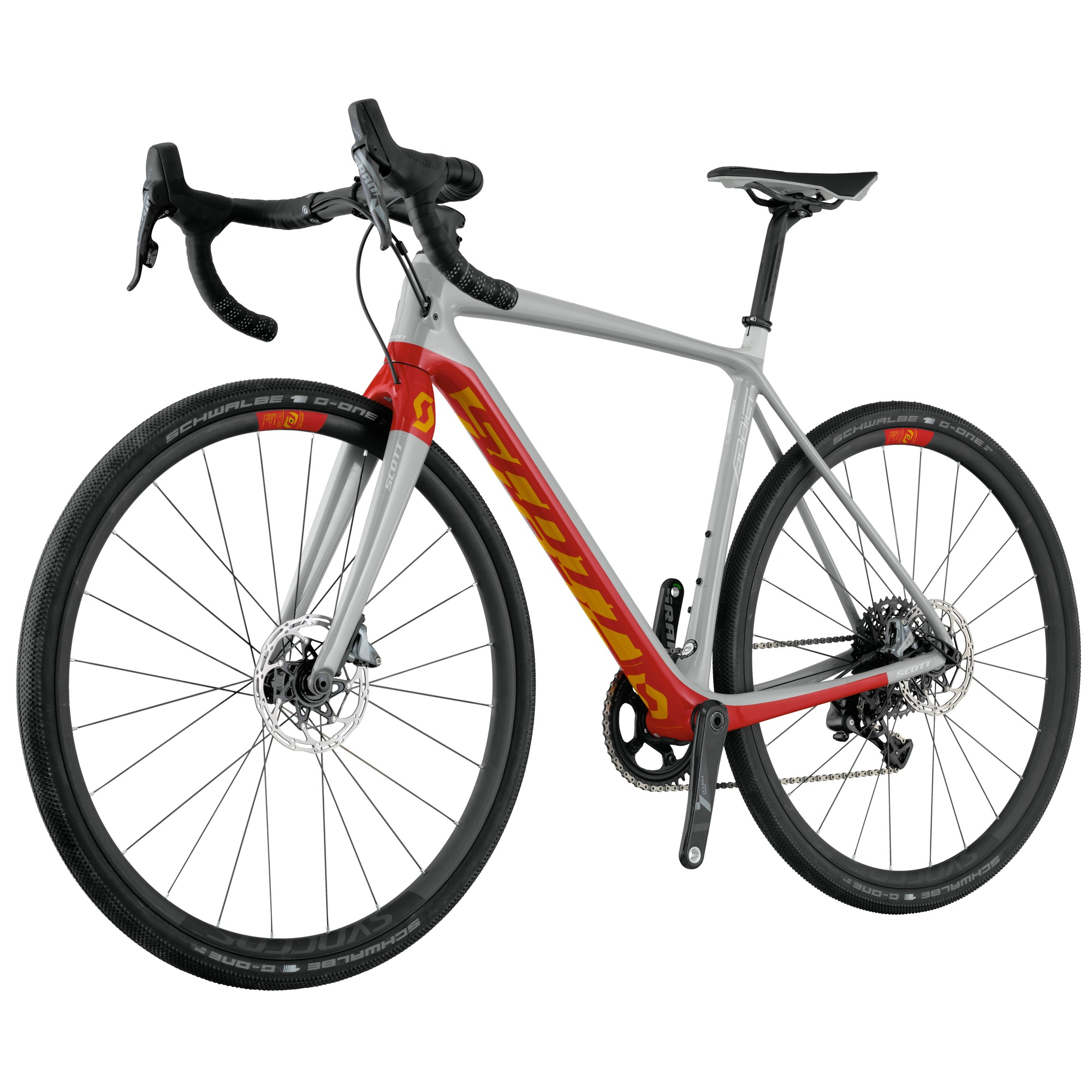 SCOTT Addict Gravel 10 Disc Bike
