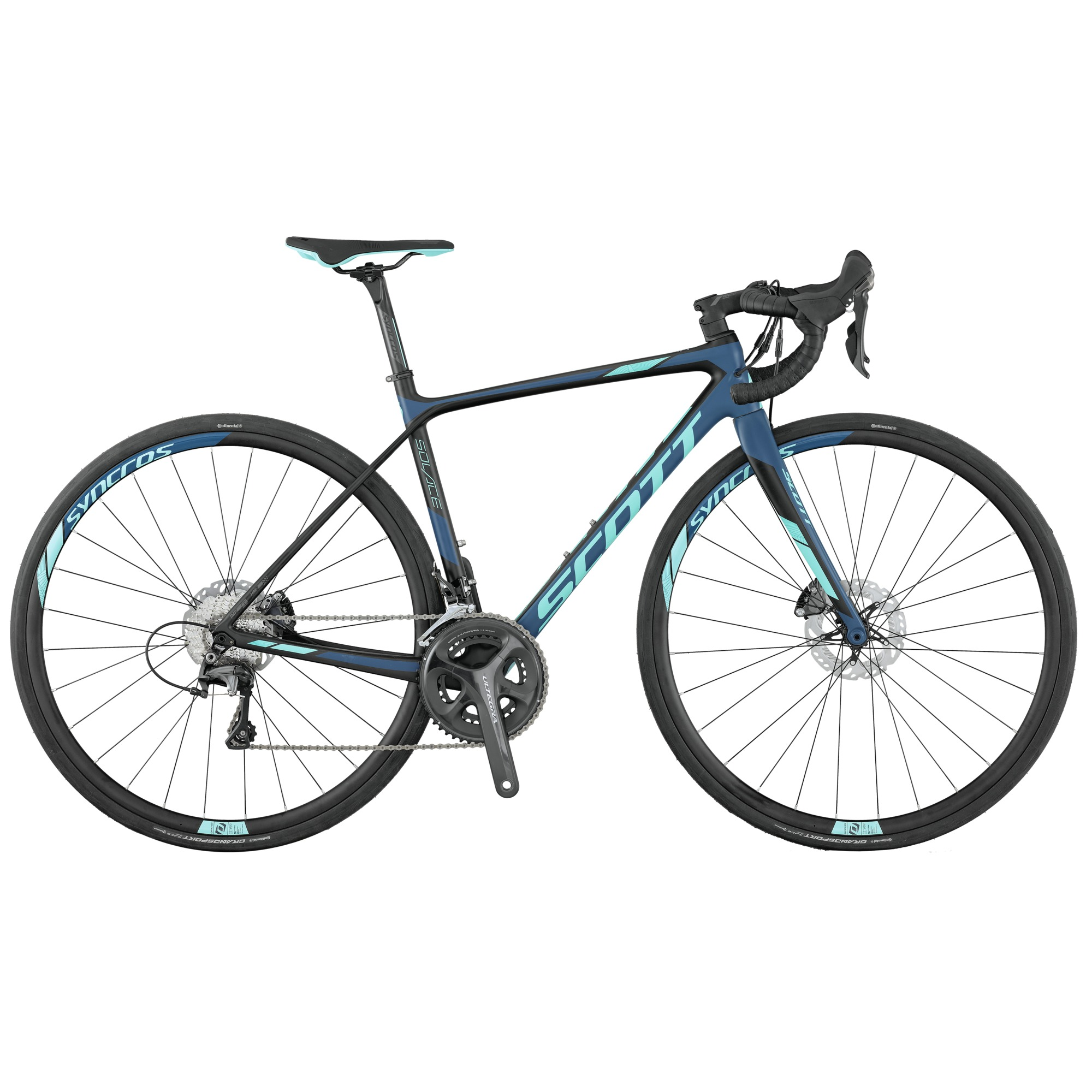 SCOTT Contessa Solace 15 Disc Bike