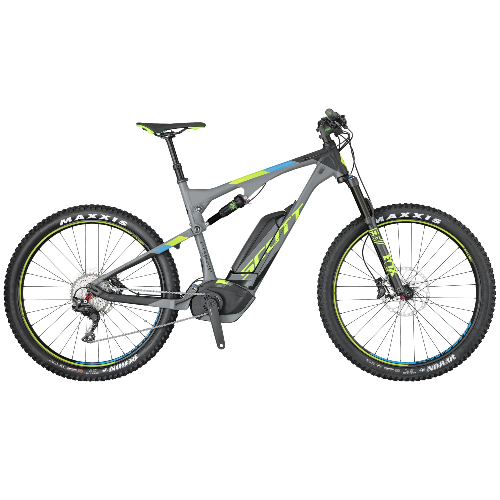 Bicicletta SCOTT E-Genius 710 Plus
