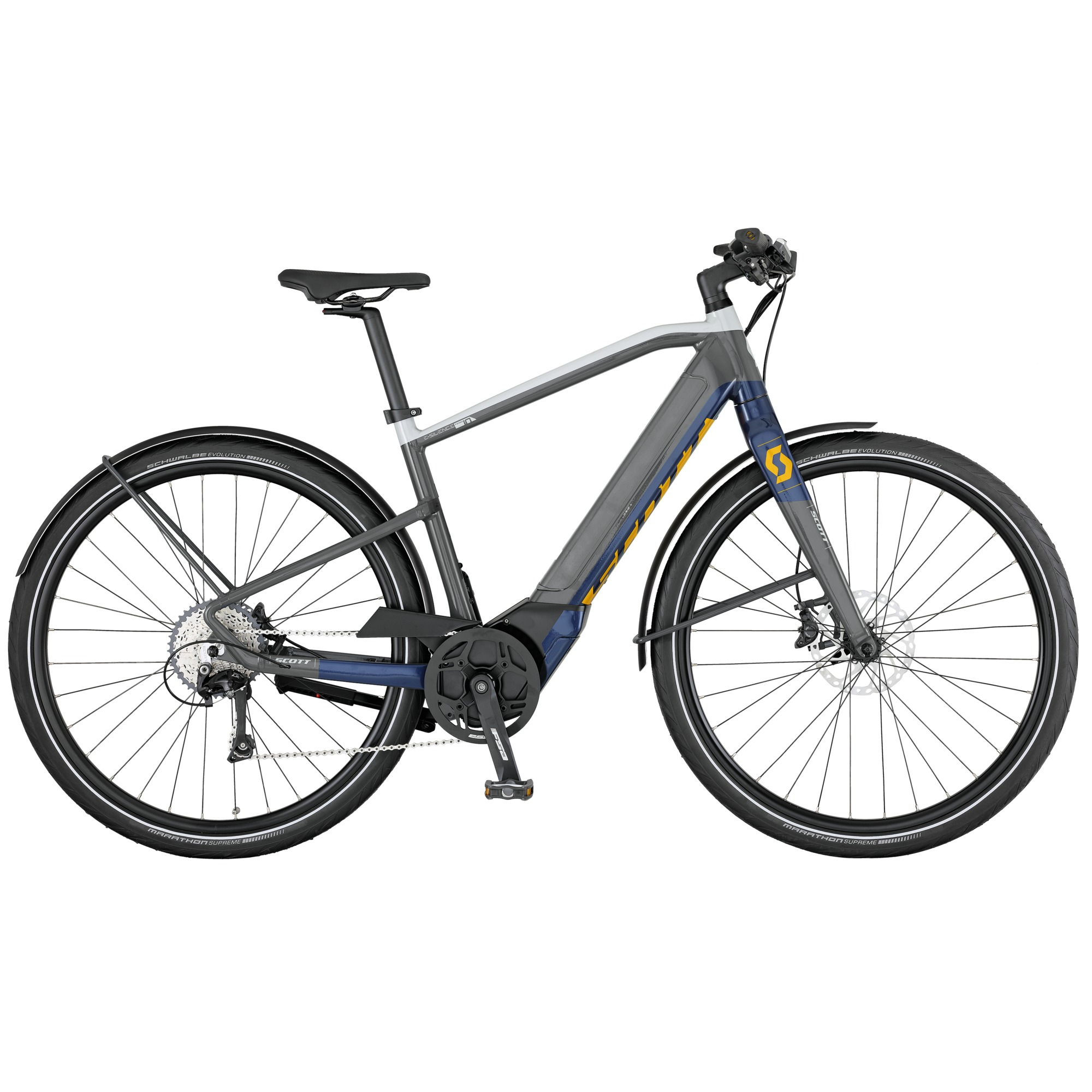 Bicicletta SCOTT E-Silence Speed 10
