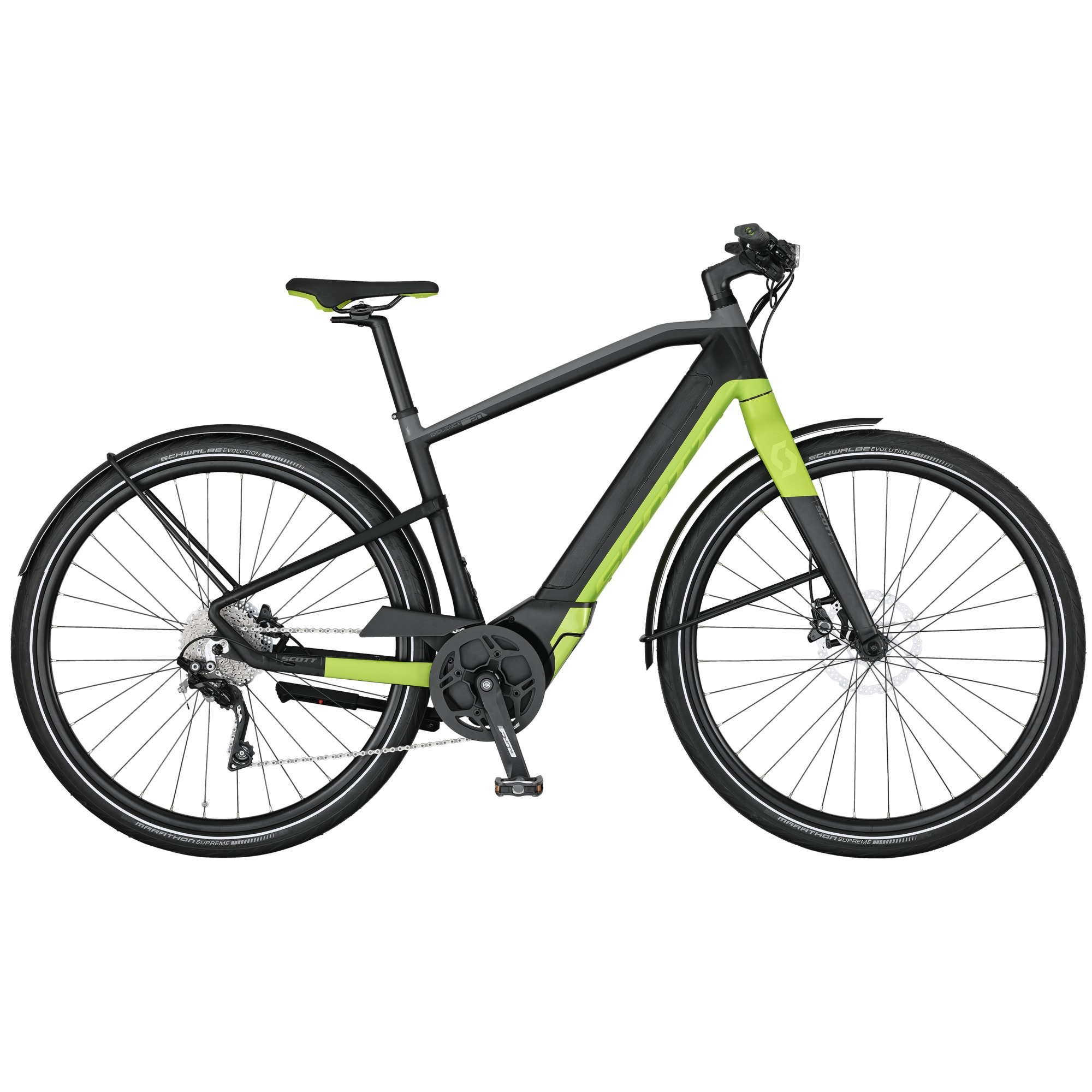 Bicicletta SCOTT E-Silence Speed 20