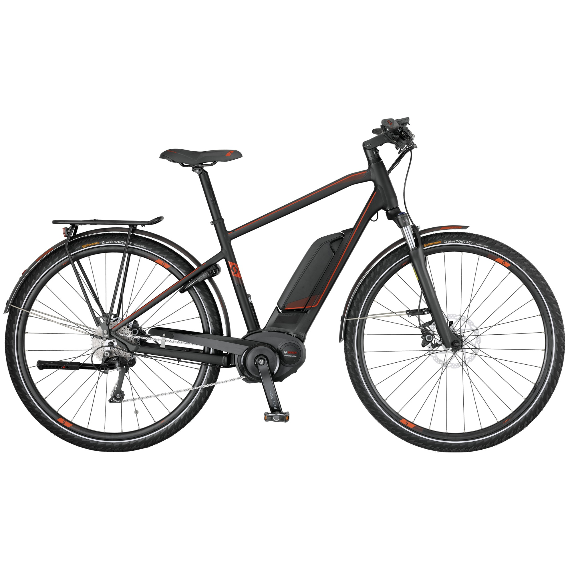 SCOTT E-Sub Sport 20 Men Bike