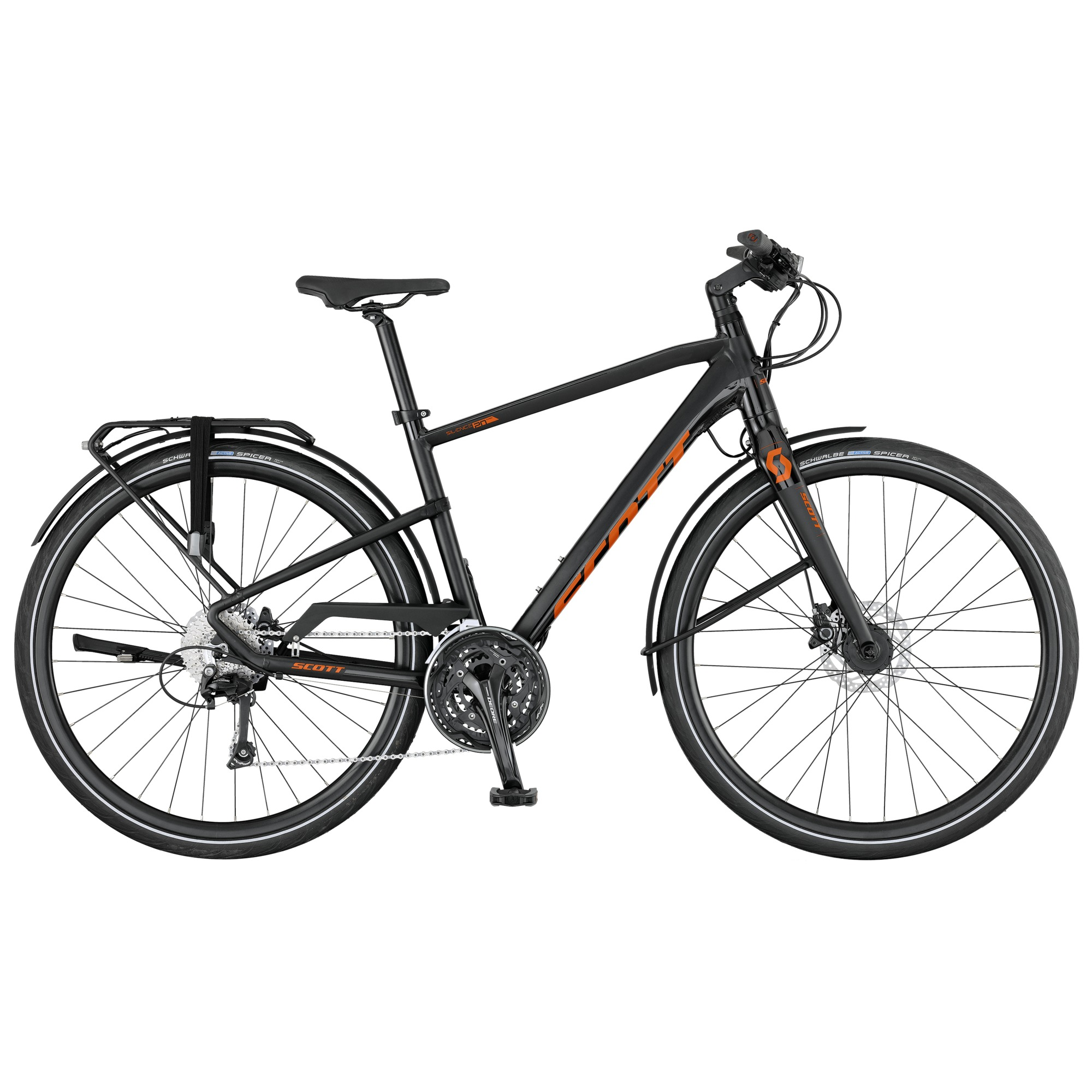 Bicicletta SCOTT Silence 20 Men