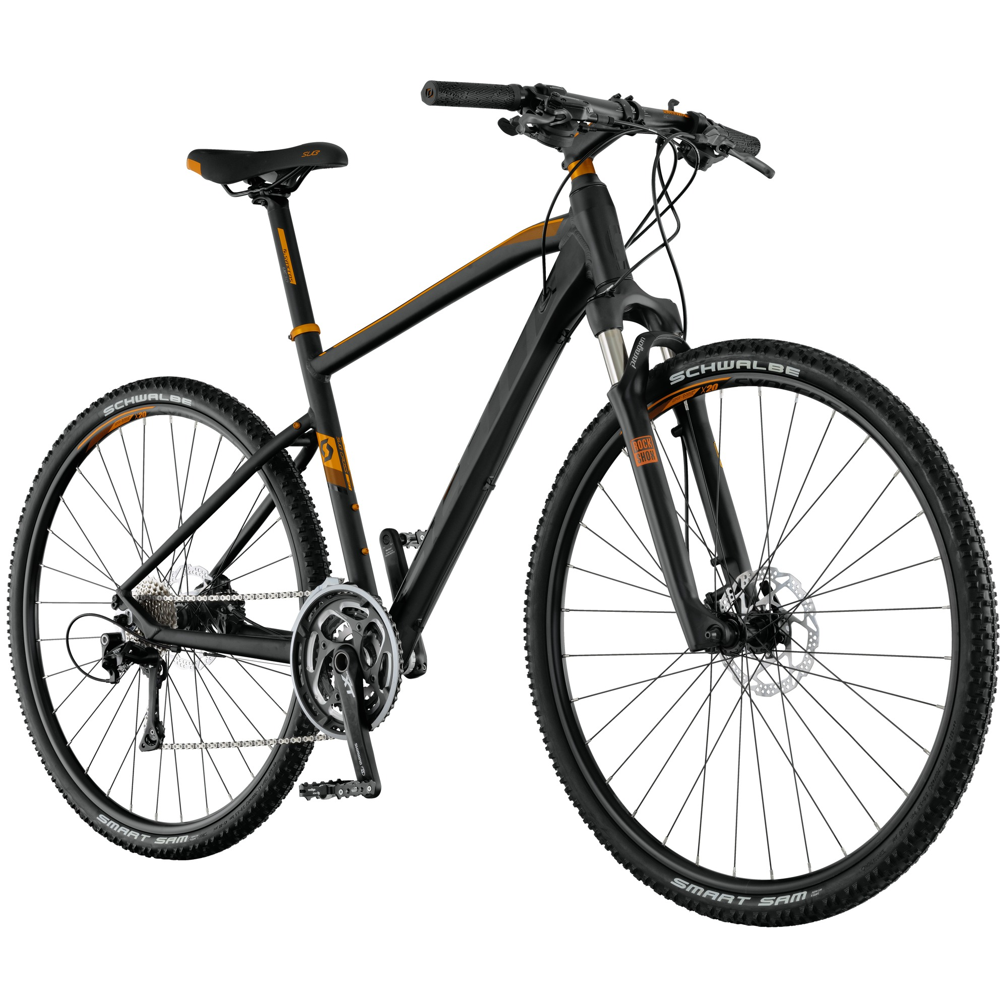 Vélo SCOTT Sub Cross 10