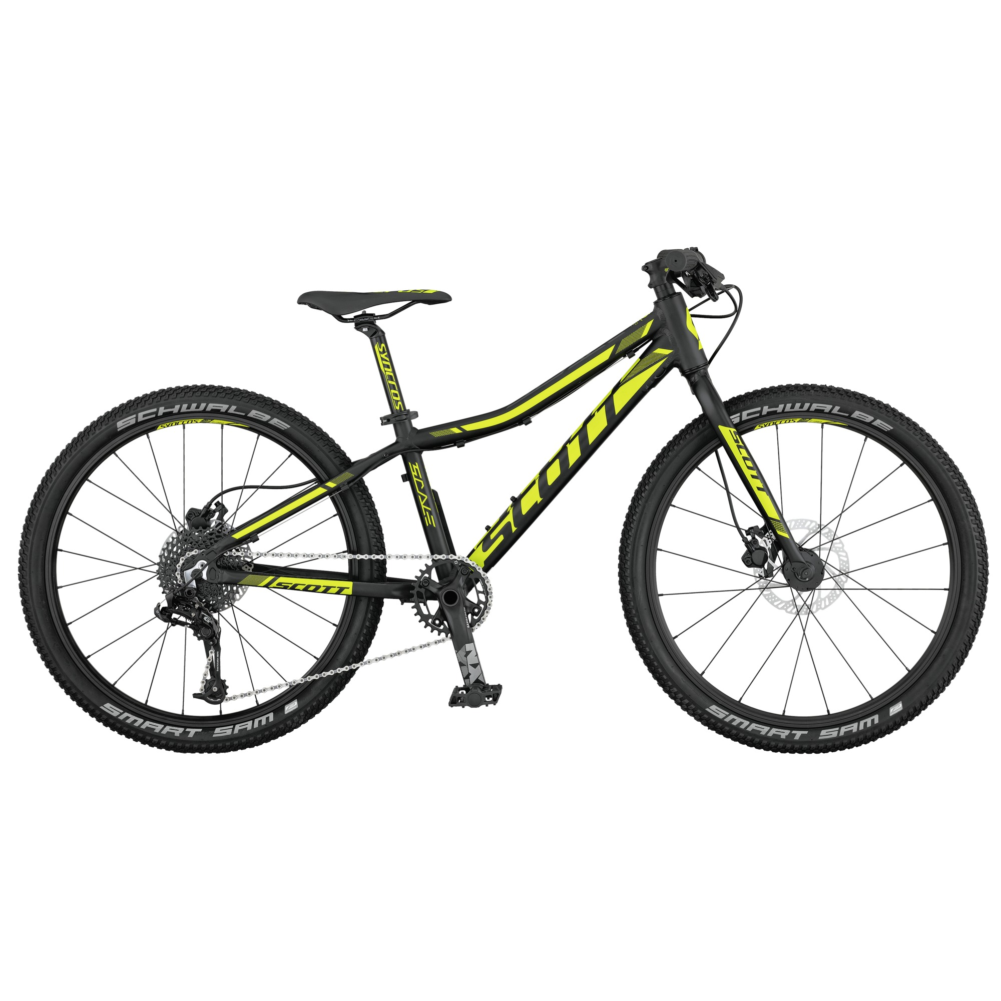 SCOTT Scale RC JR 24 disc Bike