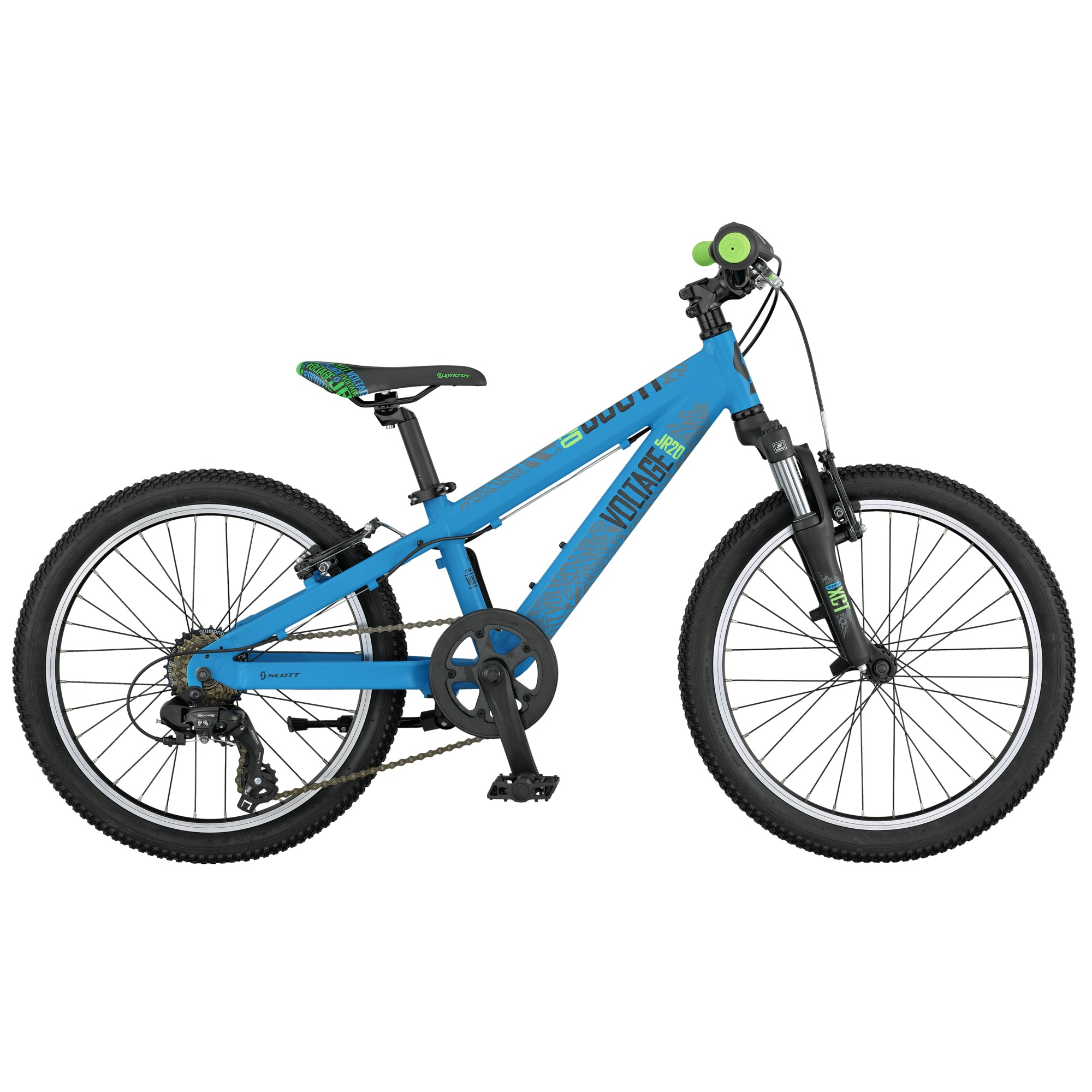 Bicicletta SCOTT Voltage Junior 20
