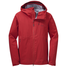 OR Men's Axiom Jacket hot sauce