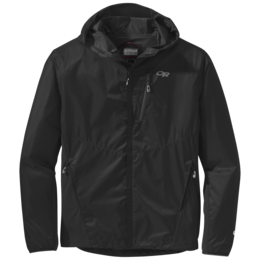 OR Men's Helium Hybrid Hooded Jacket black/charcoal