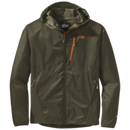 OR Men's Helium Hybrid Hooded Jacket fatigue