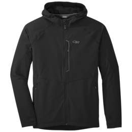OR Men's Ferrosi Hooded Jacket black