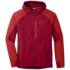OR Men's Ferrosi Hooded Jacket agate/hot sauce