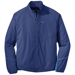 OR Men's Boost Jacket baltic/glacier