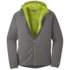 OR Men's Ascendant Hoody aloe/charcoal