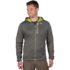 OR Men's Ascendant Hoody pewter/lemongrass