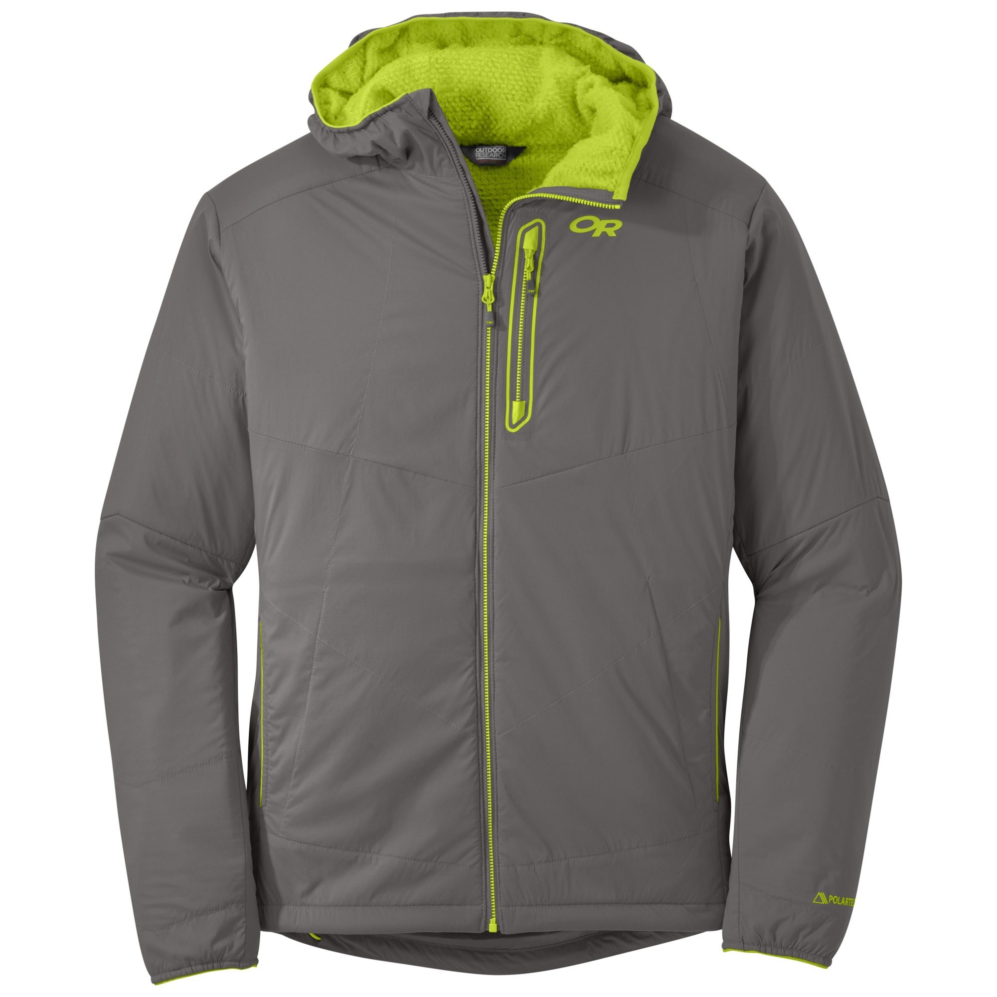 fa779ab9041 Men s Ascendant Hoody - pewter lemongrass