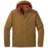 OR Men's Ascendant Hoody ochre/burnt orange