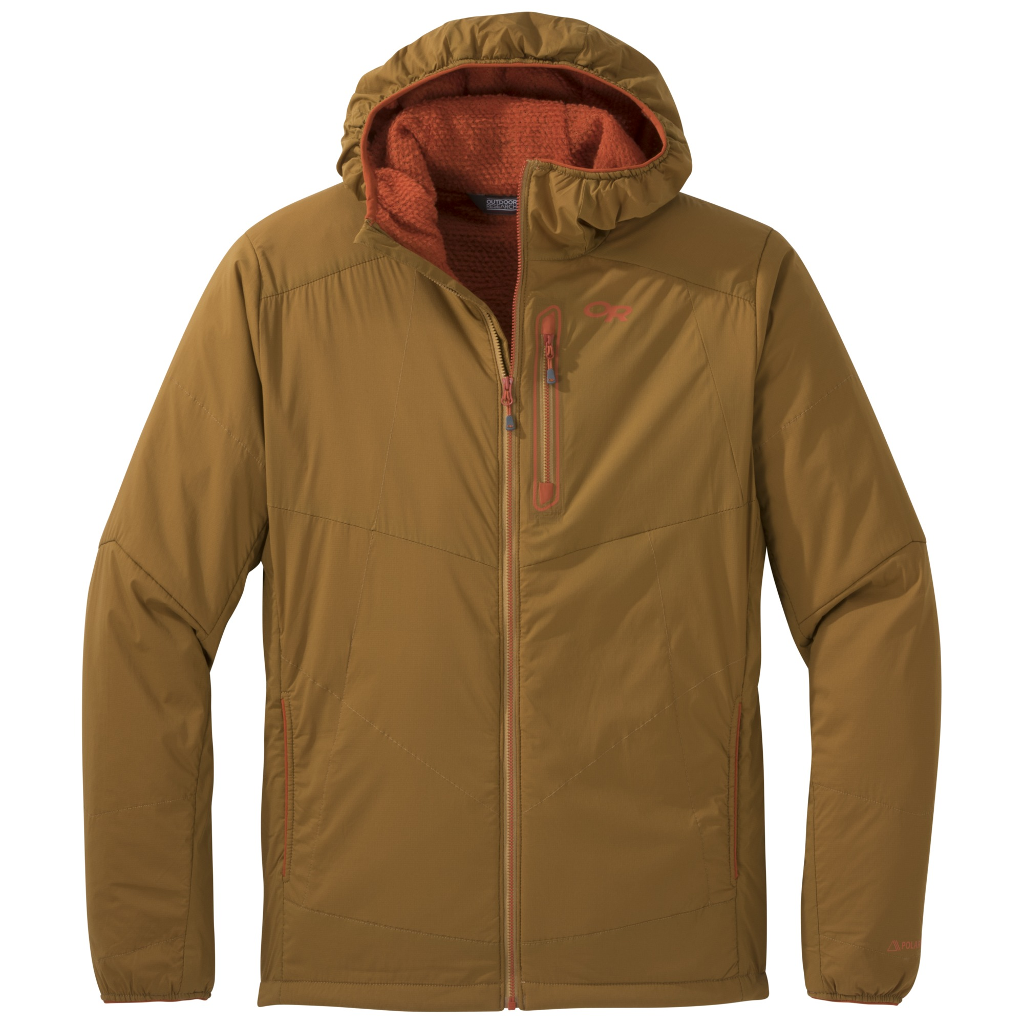 1959cc52ec7d Men s Ascendant Hoody - ochre burnt orange